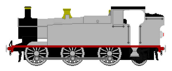 GWR 56xx class tank sprite base for JF1991 by AmazingNascar221