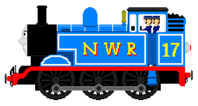 Thomastank123's Trainsona by AmazingNascar221