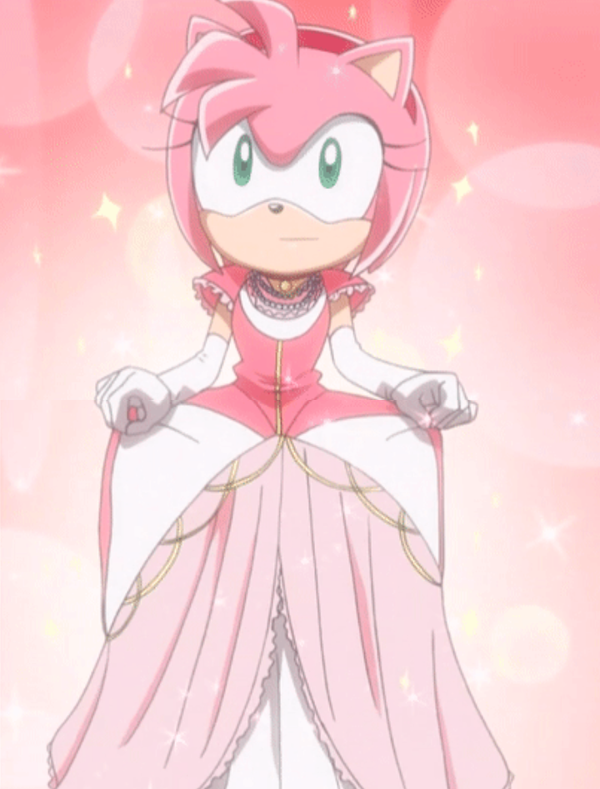 Amy Rose Outfit #1 by WhiteXRose96 on DeviantArt