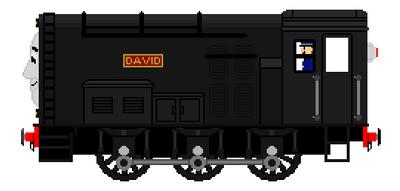 David the Diesel by AmazingNascar221