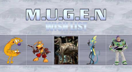My Mugen wish list part 2