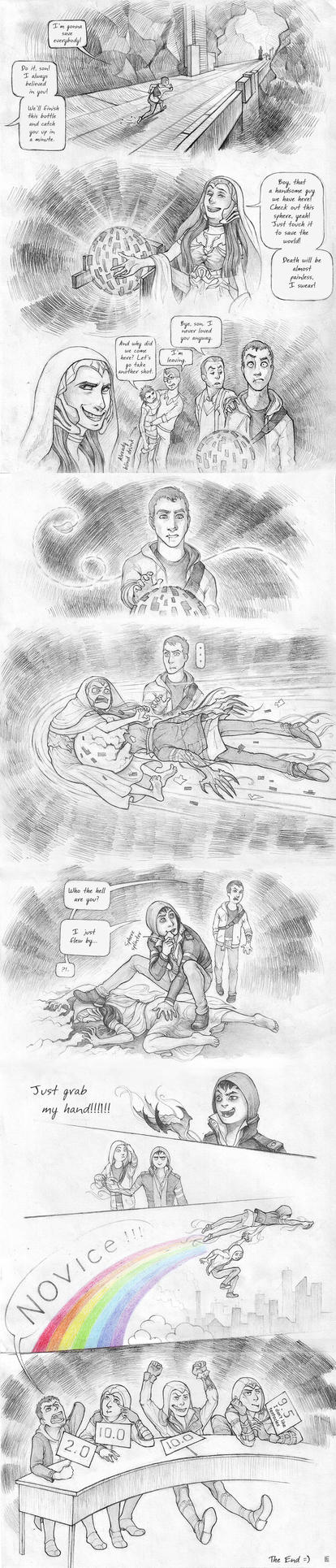 ProtoCreed Ending by Lei-Ren
