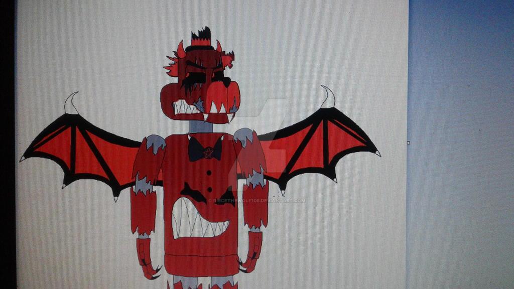 Evil Nightmare by RieceTheWolf106
