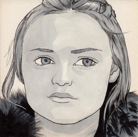 #046 Sansa Stark 2 by Zalfurius
