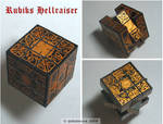 Hellraiser Puzzle Cube