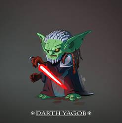 Darth Yagob by MichaelSchauss