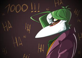 Joker by MichaelSchauss