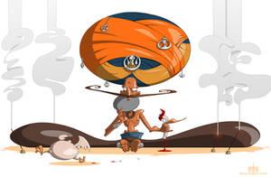 MagicIndian by MichaelSchauss