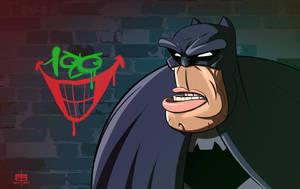 Batman by MichaelSchauss