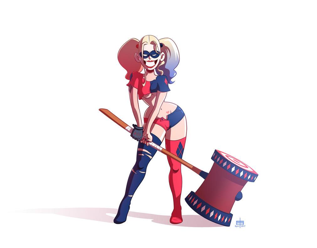 Harley Quinn by MichaelSchauss