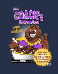 Coach's Chocolate Helicopters