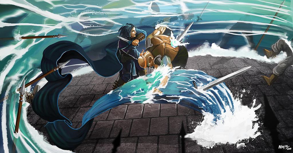 Tidal Wave by NiceTie