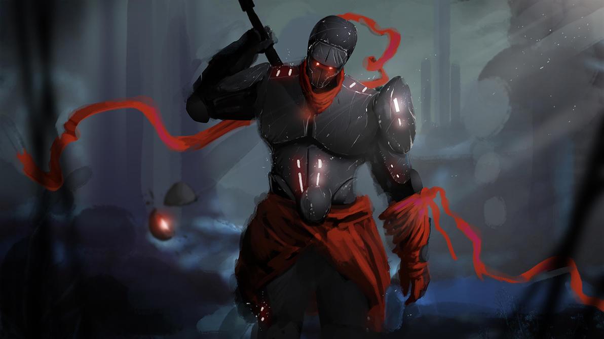 Future Warrior by NiceTie