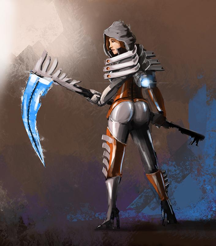 Reaper by NiceTie