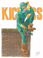 Bloody Kick Ass by Bess93