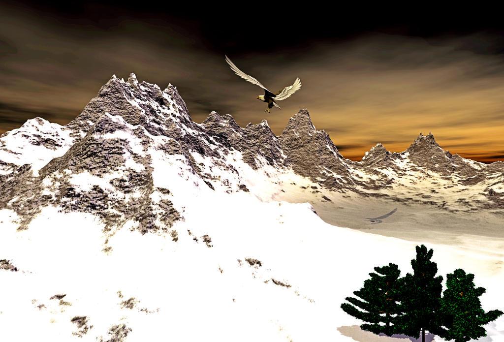 Eagles' Peak by charliemc