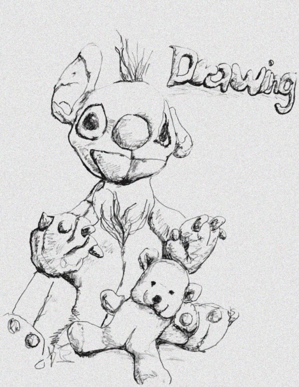 Drawing by charliemc