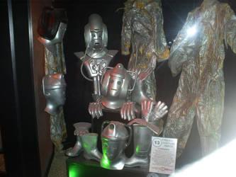 Cybermen by Foxy-Knight