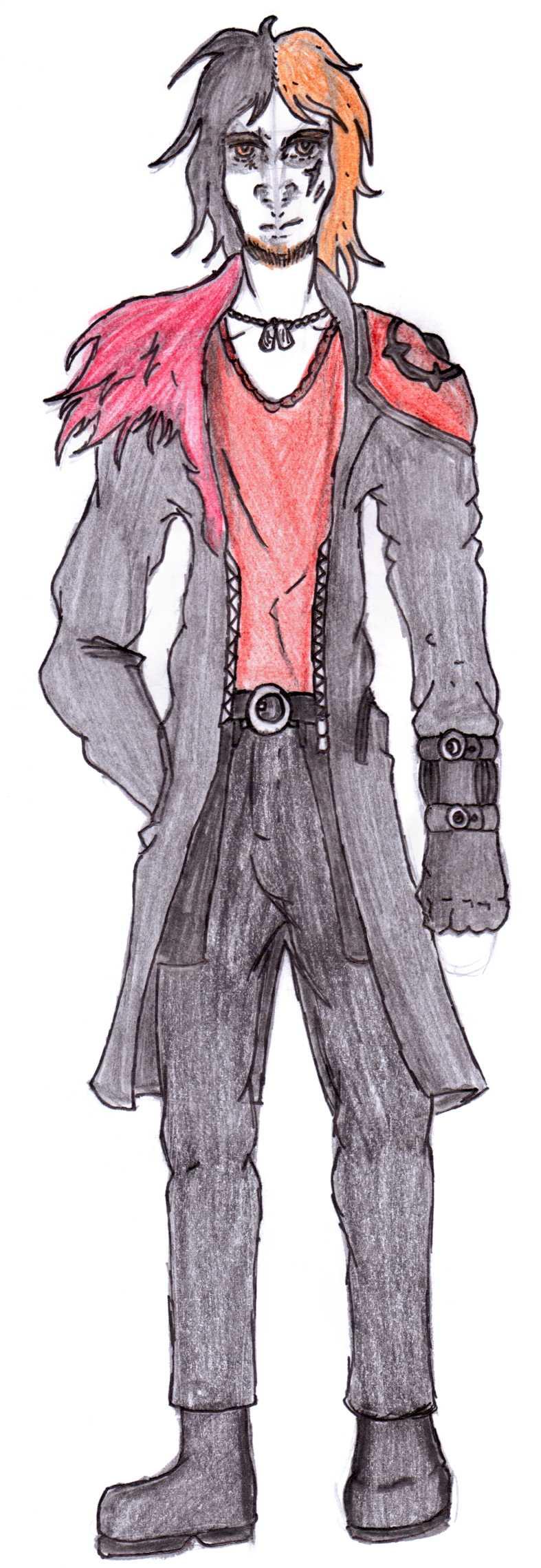 DC-SC-FF Vladimir Drake Ragun by Foxy-Knight