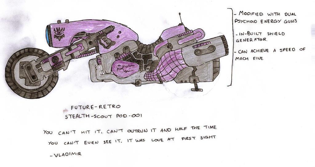 DC Comic Project: Future Retro by Foxy-Knight