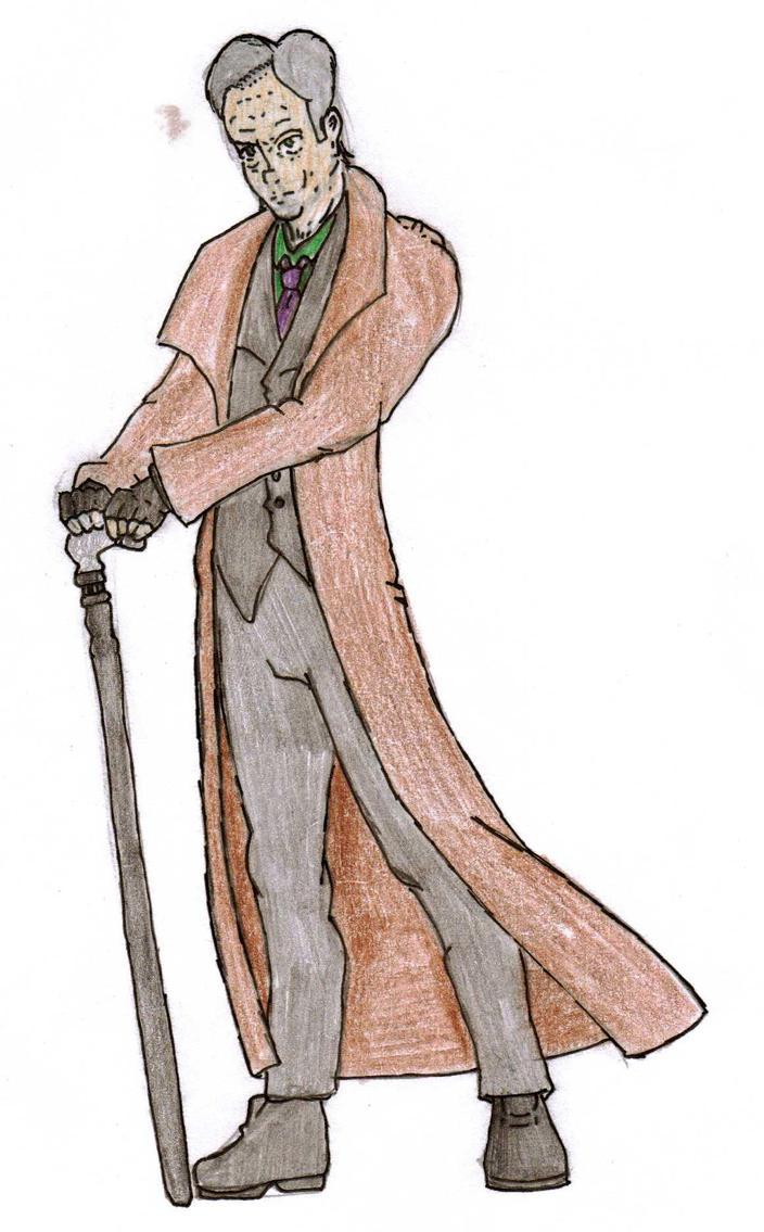 DC Comic Project: Kai Walker by Foxy-Knight