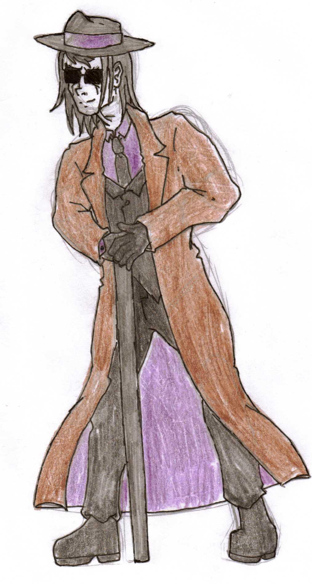 FWOG-Tiresias the Psychic Manipulator by Foxy-Knight