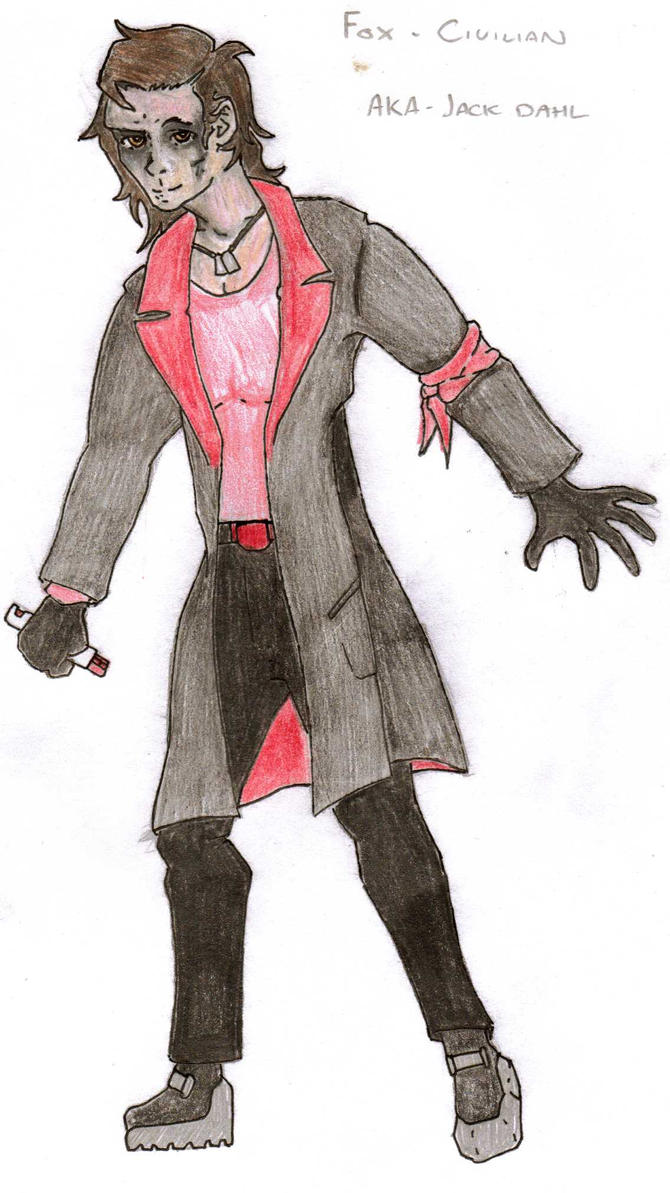 FWOG-Jack Dahl aka Fox by Foxy-Knight