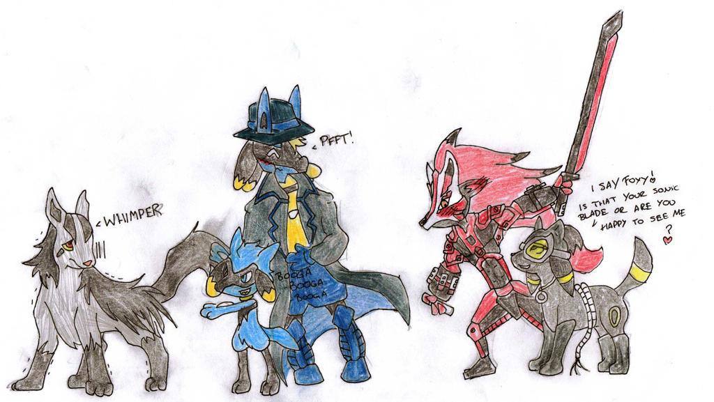 Bat-pokemon 3 by Foxy-Knight