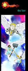 OHT-PROMO-Gabriel 'The Law' by Foxy-Knight