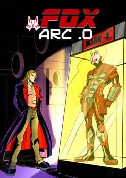 Fox Arc 0 Cover