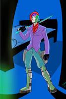 Human Angels Characters: Kris Dario
