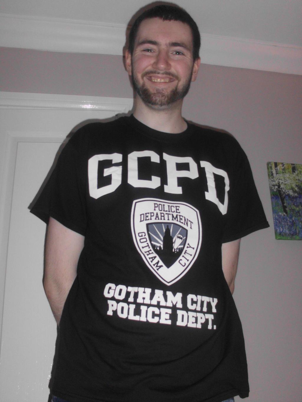Officer Horton by Foxy-Knight
