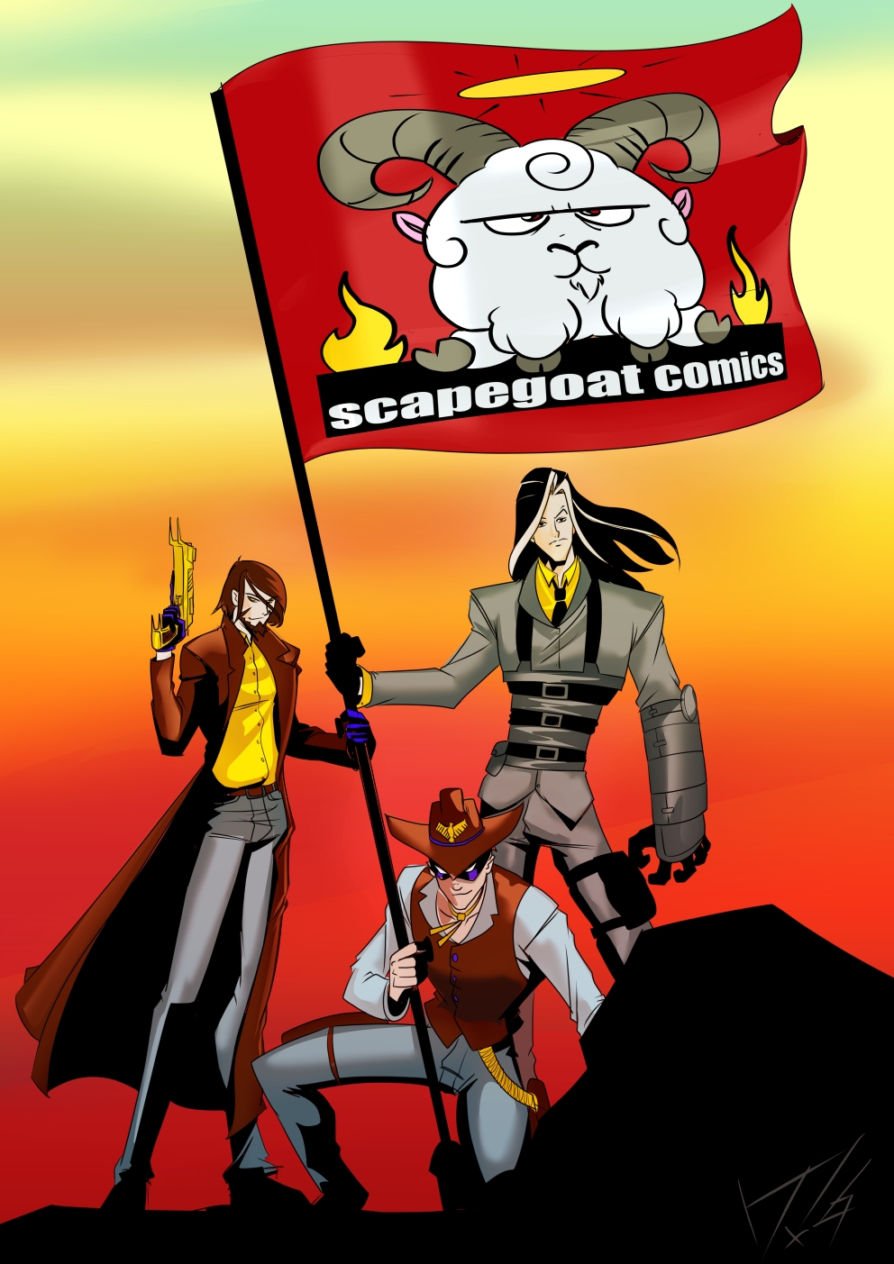 Scapegoat Promo: Wind Of Change by Foxy-Knight