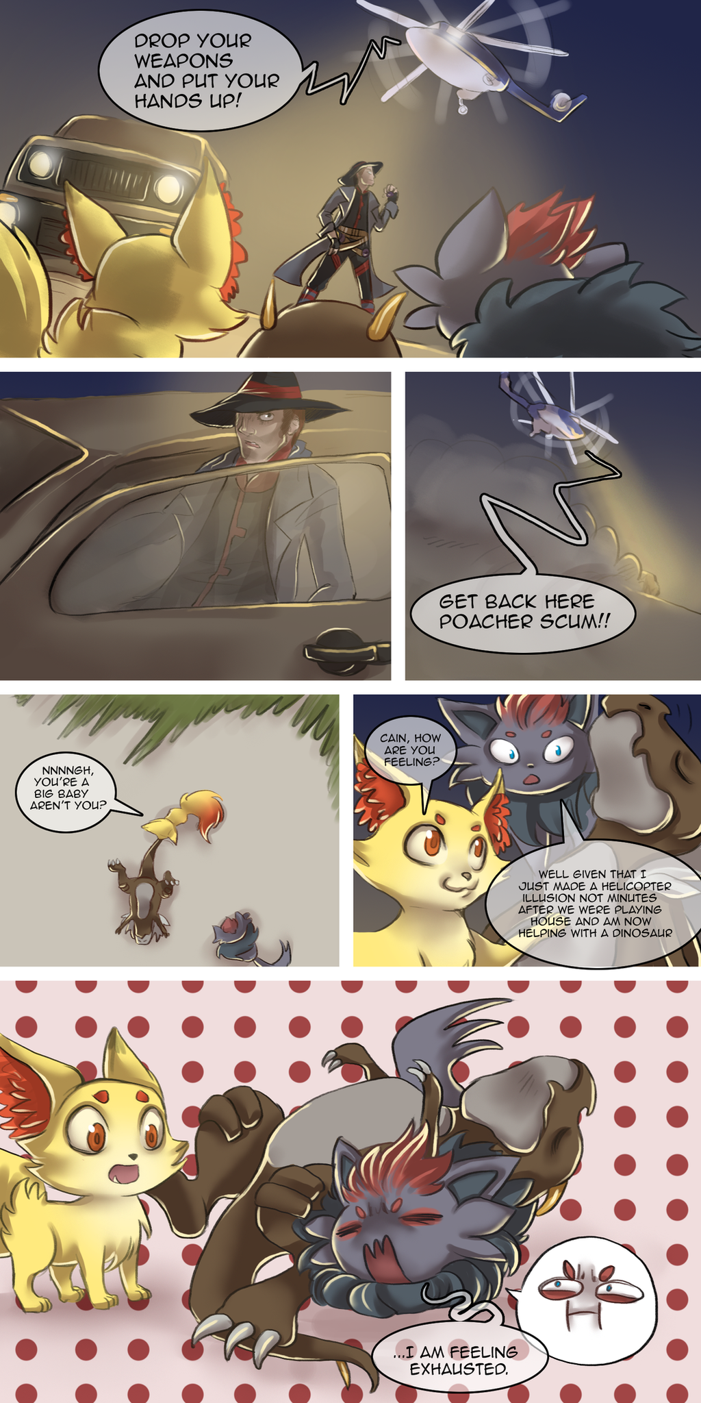 Cain and Mabel Chapter 01-Page 06 by Foxy-Knight