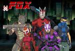 Fox fam Phil Cho birthday 2