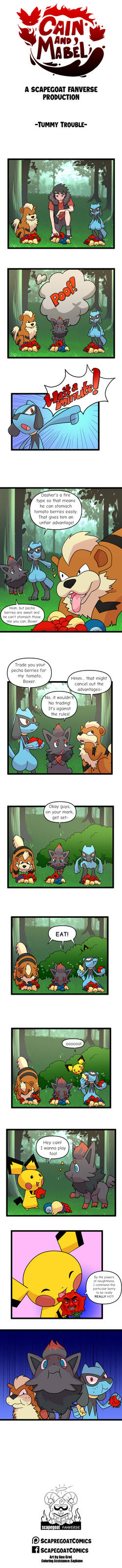 Cain and Mabel A Pokemon Webcomic Page 12