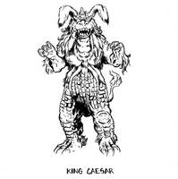King Caesar by stockmanray