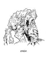 Orga by stockmanray