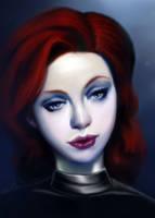 Black Widow by thedarkgecko