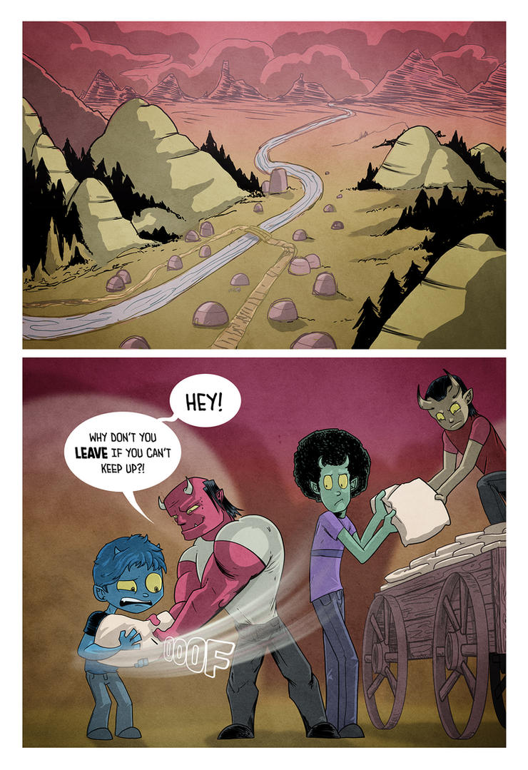 Iioni Page 1 by thedarkgecko