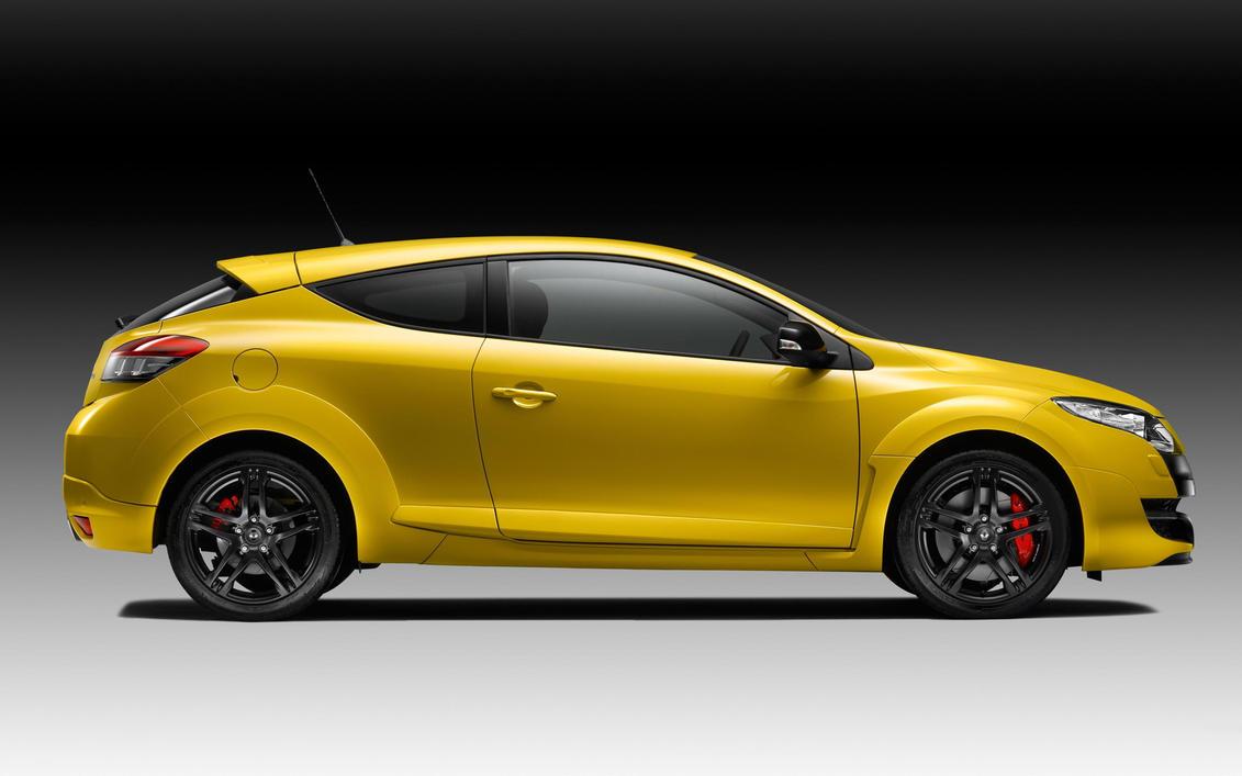 Renault Megane 3 by
