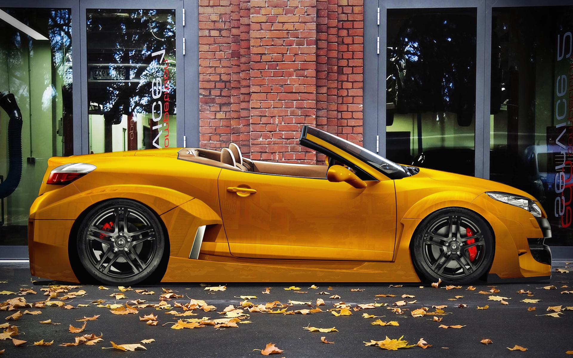 Renault Megane 3 Convertible