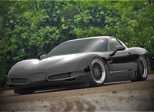 corvette c5 black tuning by psykomysik on deviantart. Black Bedroom Furniture Sets. Home Design Ideas