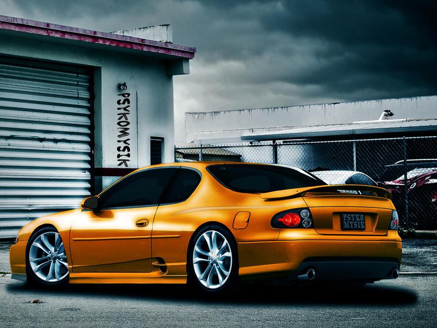 Fotos De Chevrolet Montecarlo - Fotos de coches - Zcoches