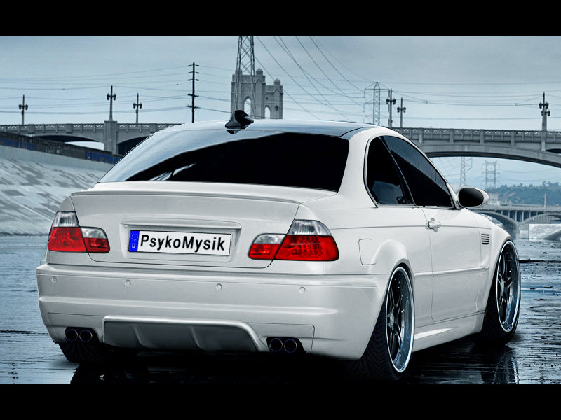 bmw m3 e46 v tuning by psykomysik on deviantart. Black Bedroom Furniture Sets. Home Design Ideas