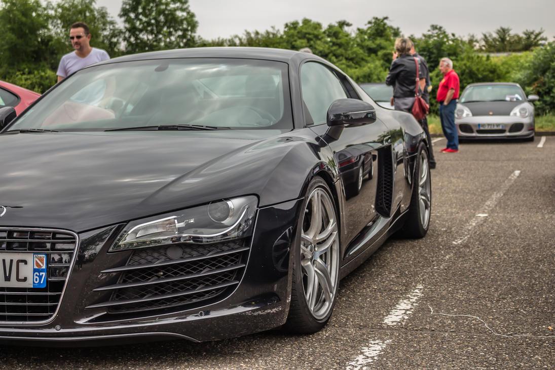 Audi Strasbourg : vigie strasbourg audi r8 black by psykomysik on deviantart ~ Gottalentnigeria.com Avis de Voitures