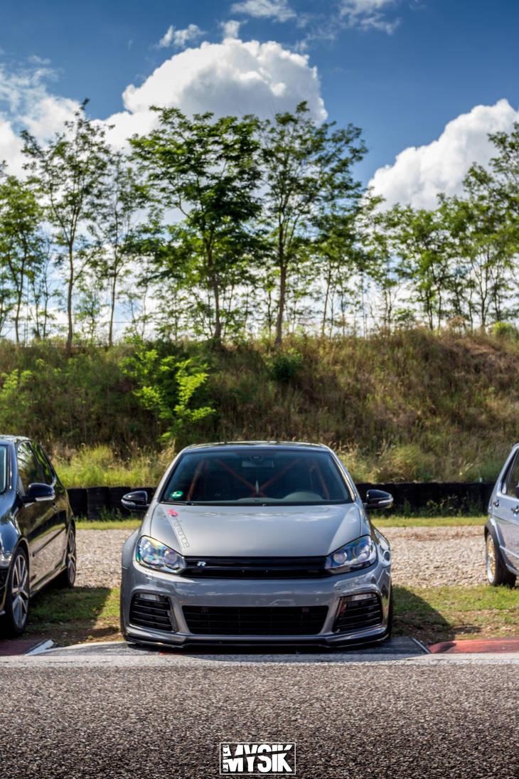 Volkswagen Golf 6r Wallpaper Android By Psykomysik On Deviantart
