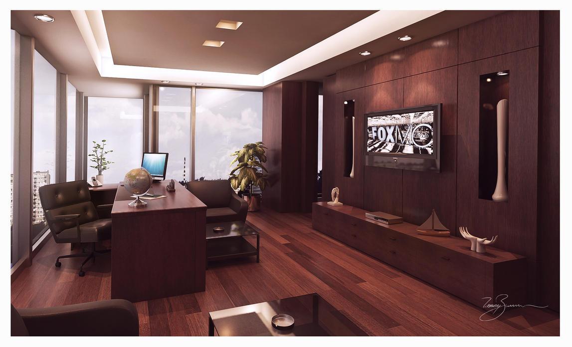 Lawyer's Office By TareqBanama On DeviantArt