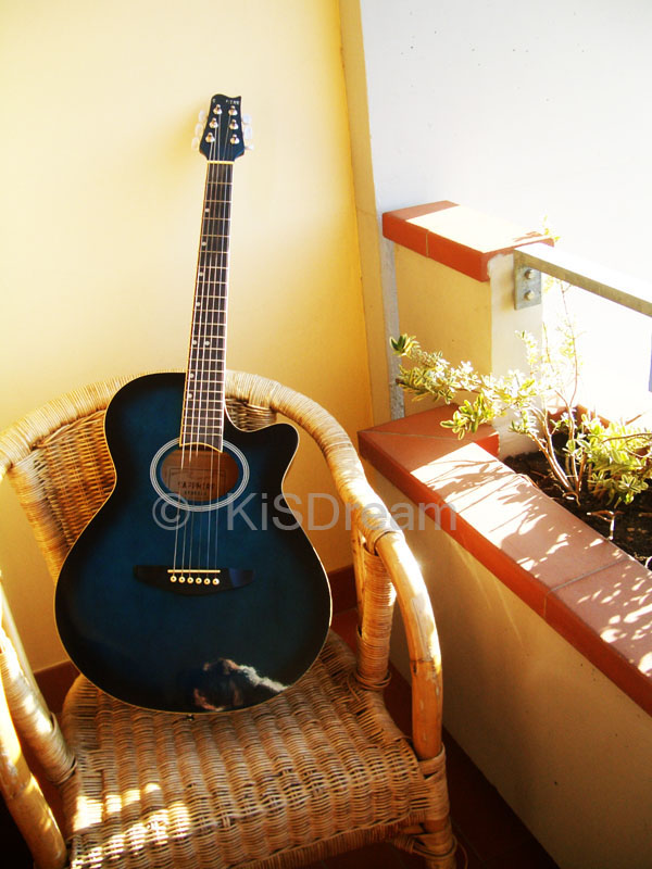 My Guitar by KiSDream