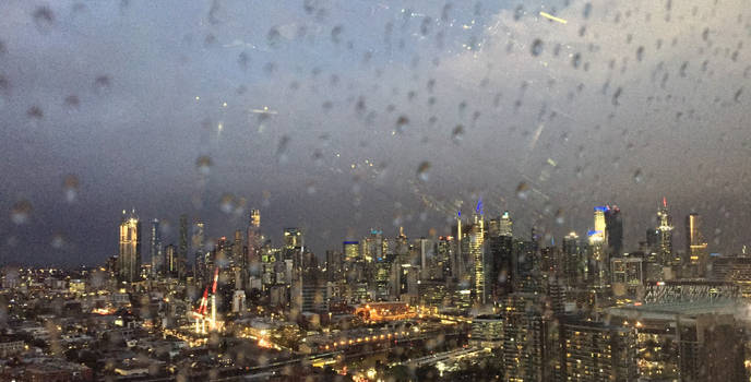 City Views  by MysticGypsy97